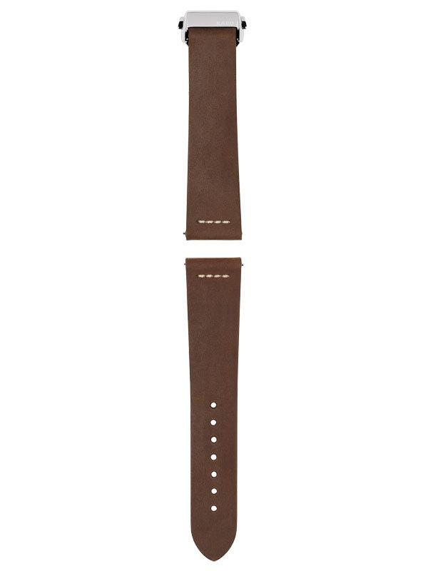 RADO Armband Läder Brunt R070911501