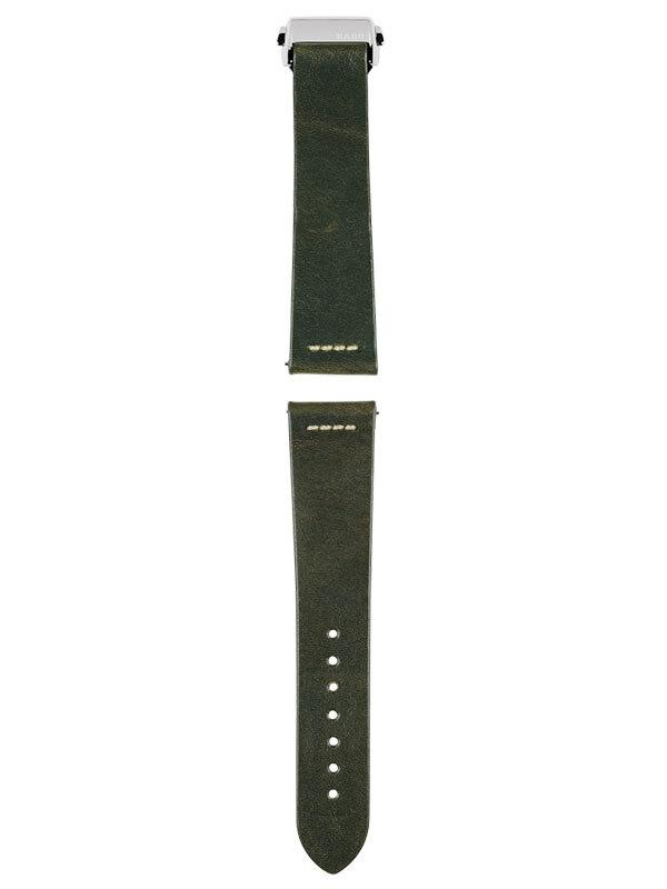 RADO Armband Läder Grönt R070912801