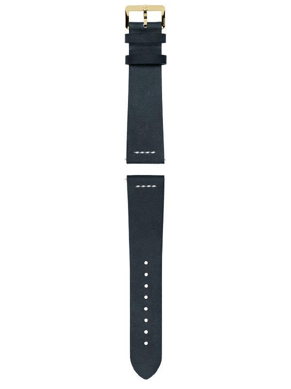 RADO Armband Läder Blått R070913201