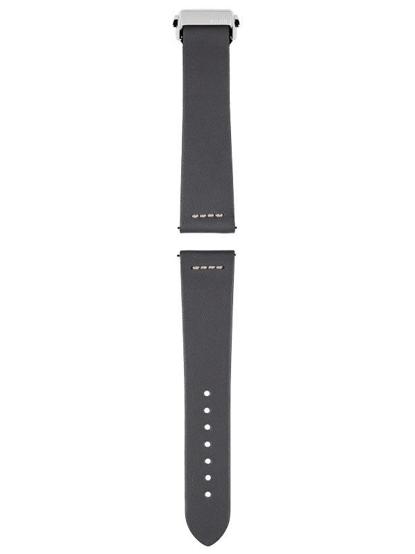 RADO Armband Läder Grått R070914501