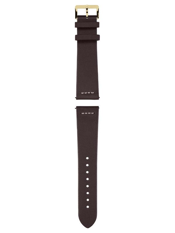 RADO Armband Läder Brunt R070915001