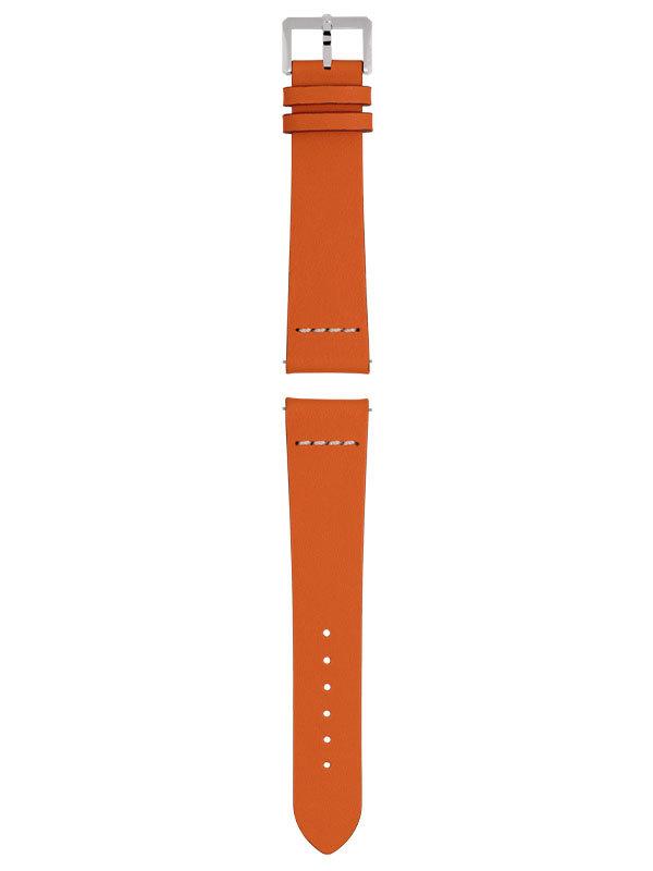 RADO Armband Läder Orange R070916401