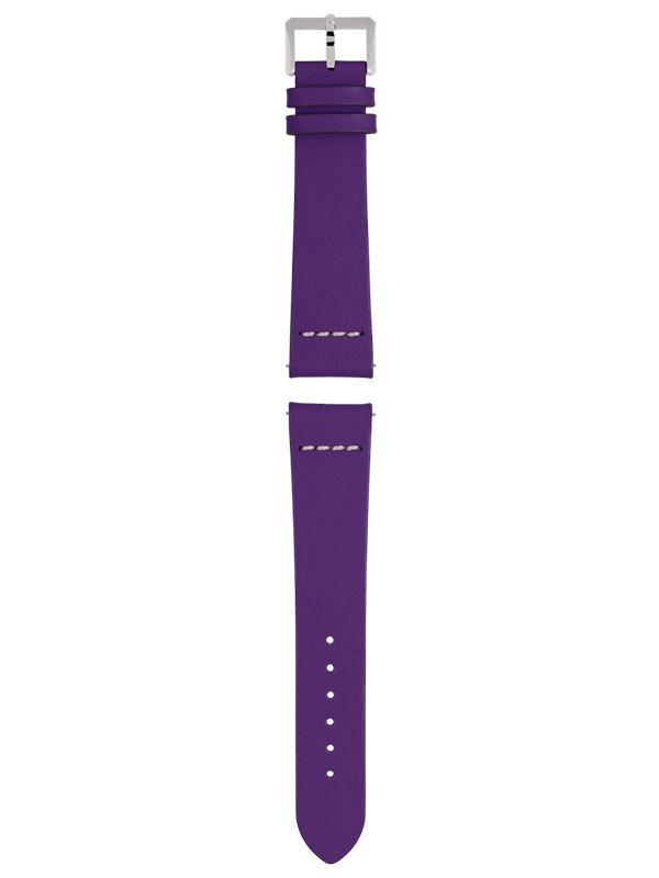 RADO Armband Läder Lila R070916701