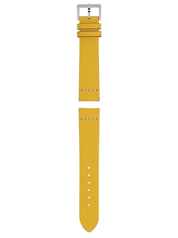 RADO Armband Läder Gult R070917001