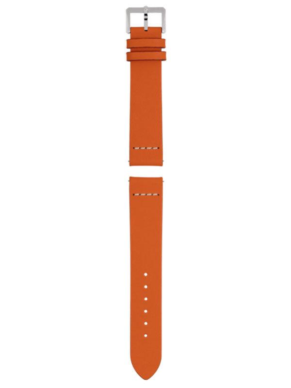 RADO Armband Läder Orange R070917101
