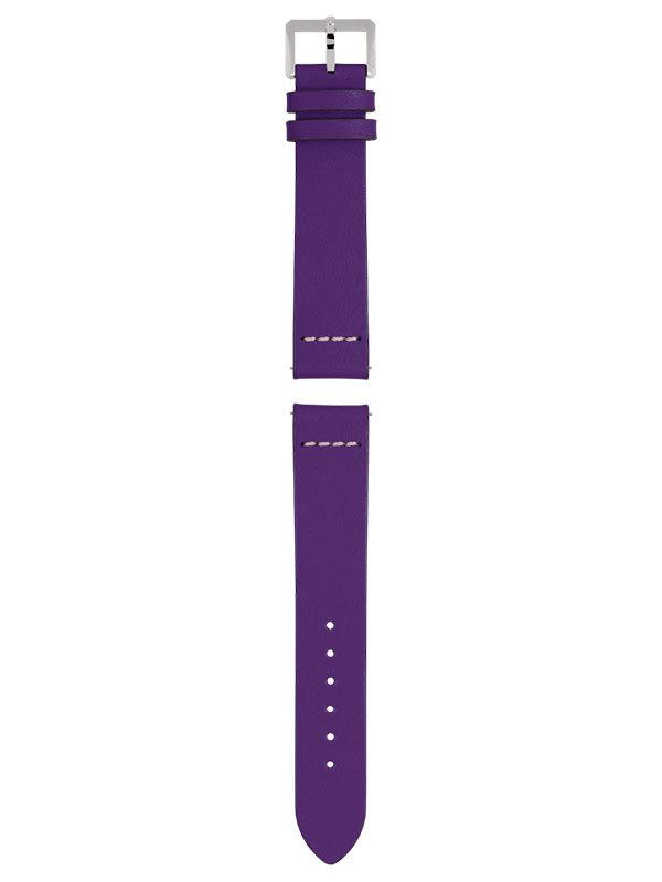 RADO Armband Läder Lila R070917401