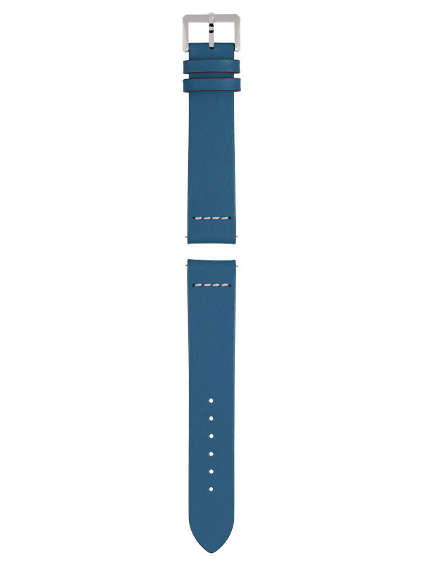 RADO Armband Läder Blått R070917501