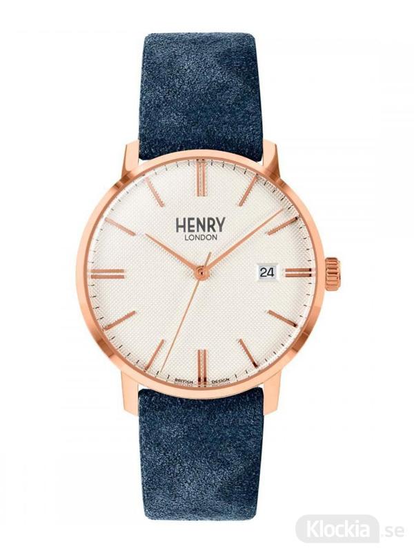 Henry London Regency Suede HL40-S-0358