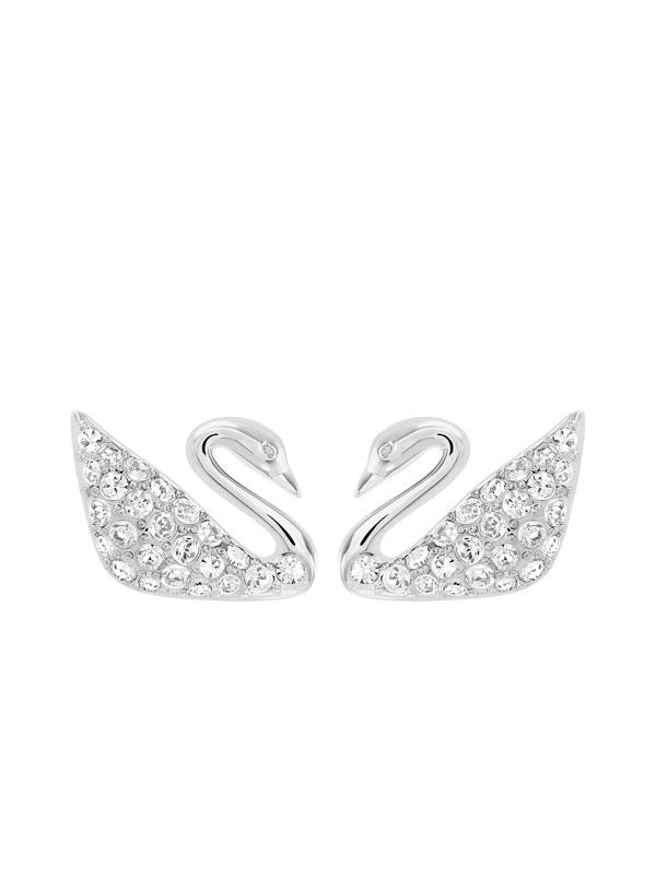 Swarovski Swan Örhängen 1116357