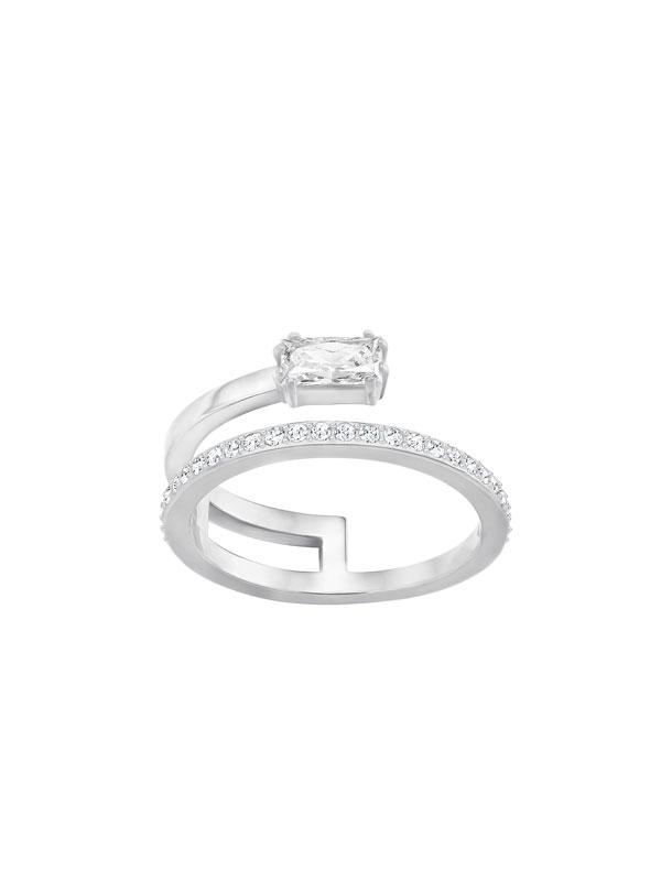 Swarovski Gray Ring 5286711
