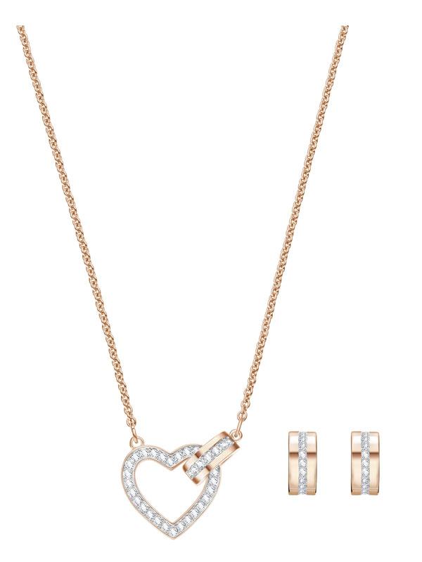 Swarovski Lovely Set Halsband & Örhängen 5380718
