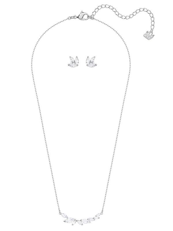 Swarovski Louison Set Halsband & Örhängen 5419879