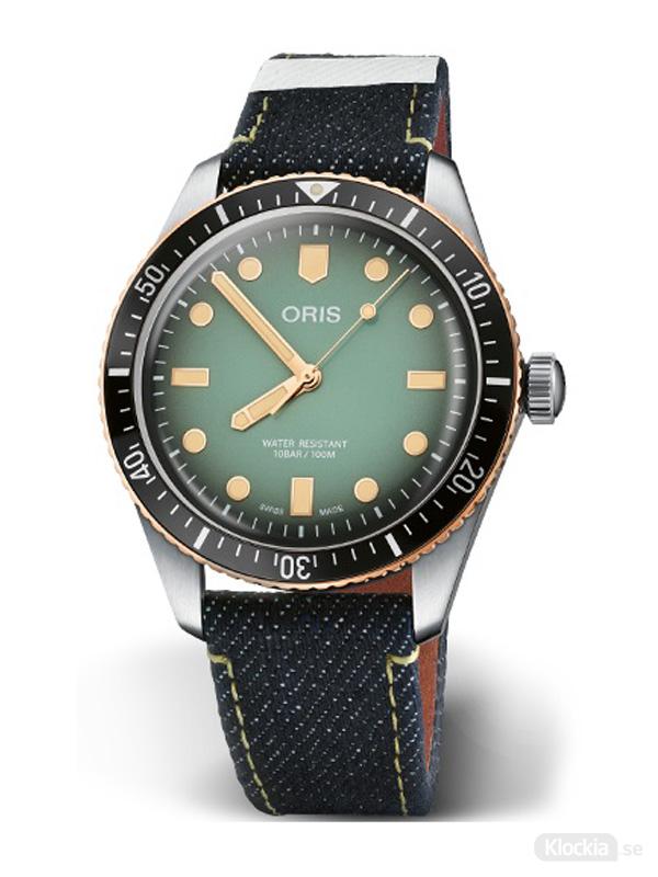ORIS Divers Sixty-Five X Momotaro 733-7707-4337-Set