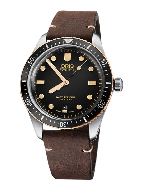 ORIS Divers Sixty-Five 40mm 733-7707-4354-07-5-20-55