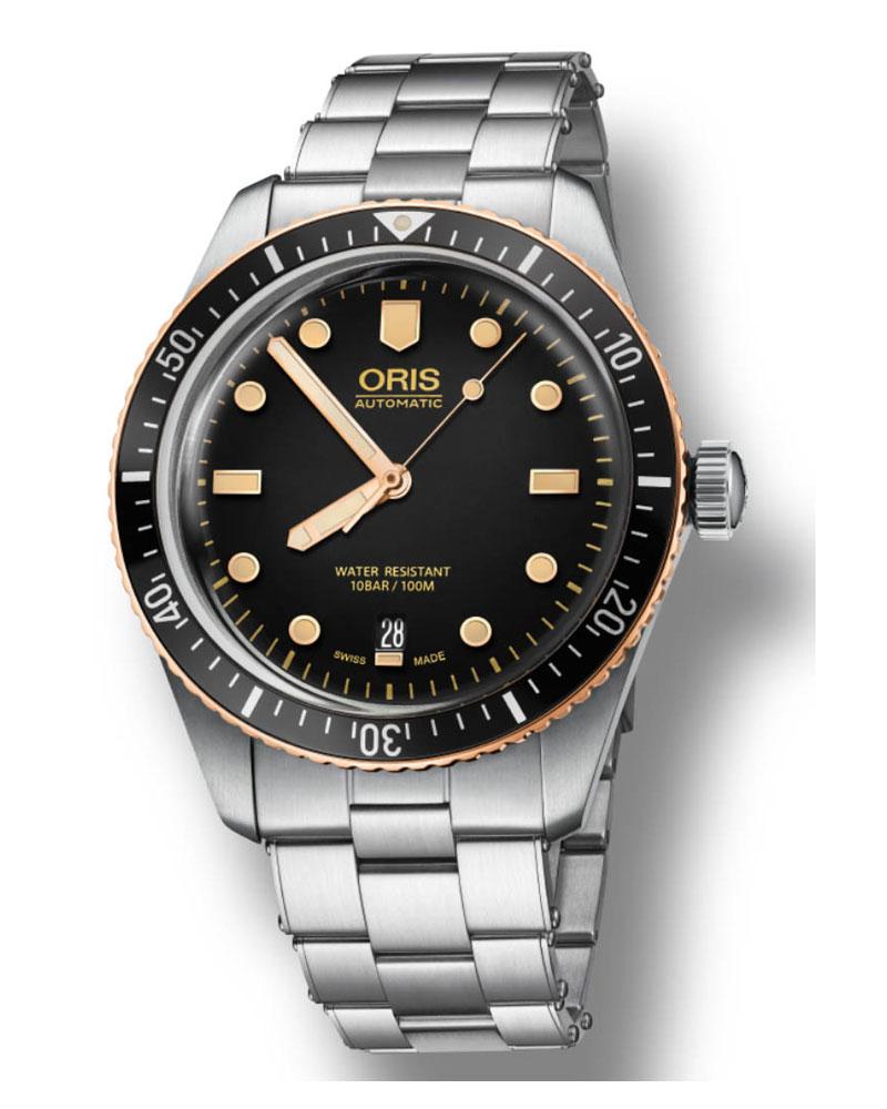 ORIS Divers Sixty-Five 40mm 733-7707-4354-07-8-20-18