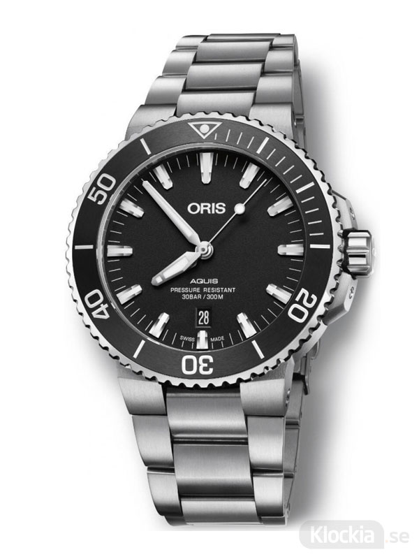 ORIS Aquis Date Matt 43,5mm 733-7730-4124-07-8-24-05EB