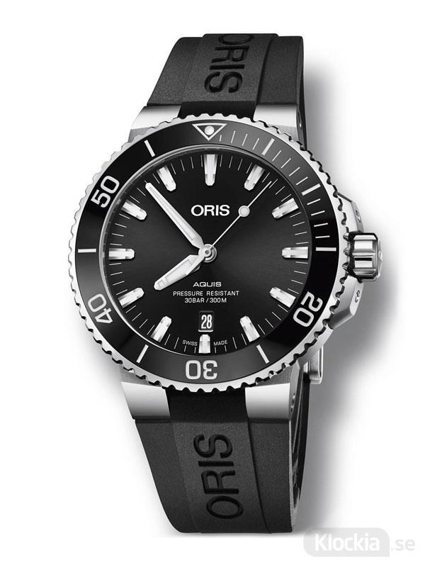 ORIS Aquis Date Polished 43,5mm 733-7730-4134-07-4-24-64EB