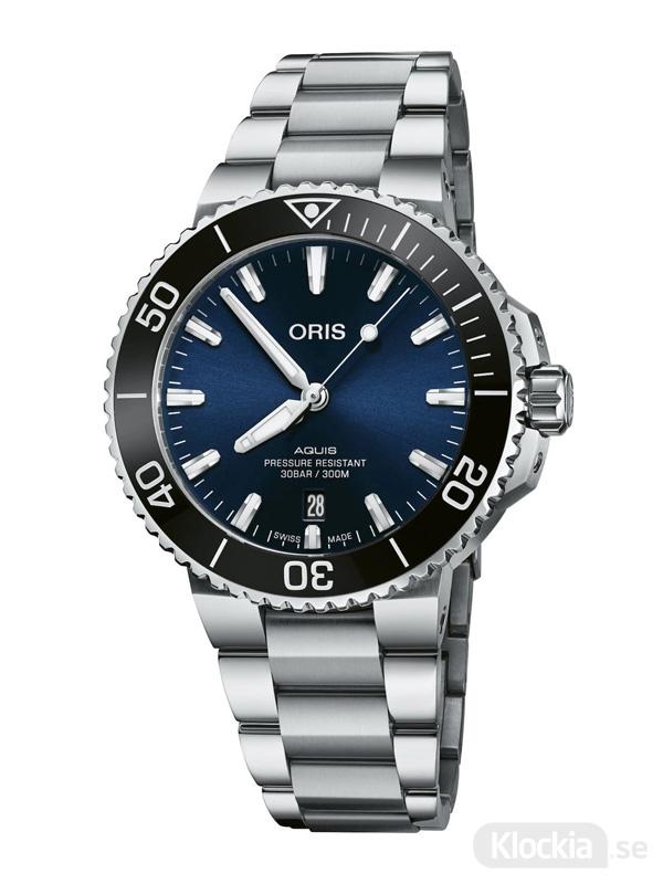 ORIS Aquis Date 41,5mm 733-7766-4135-07-8-22-05PEB