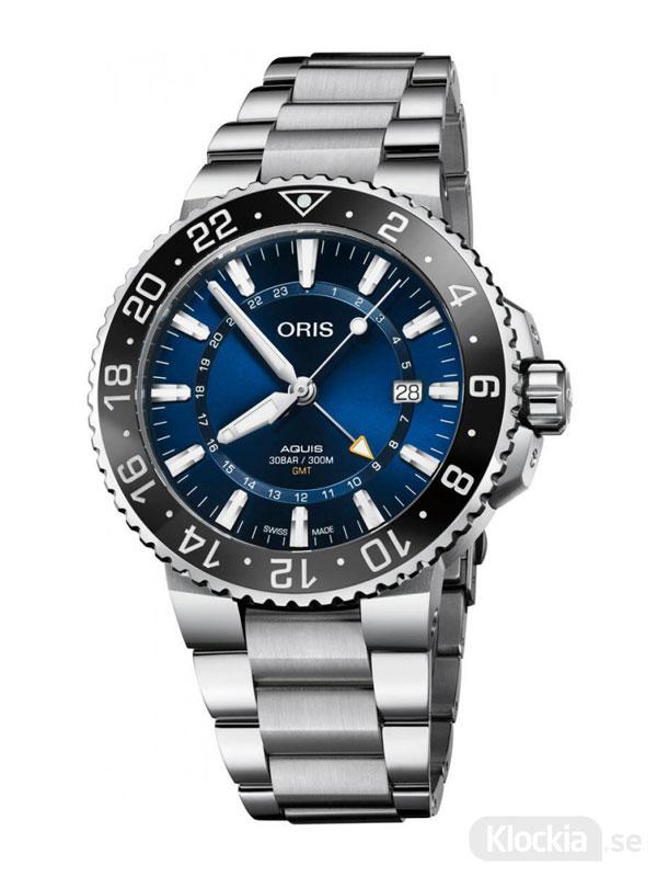 ORIS Aquis GMT Date 43.5mm 798 7754 4135-07 8 24 05PEB