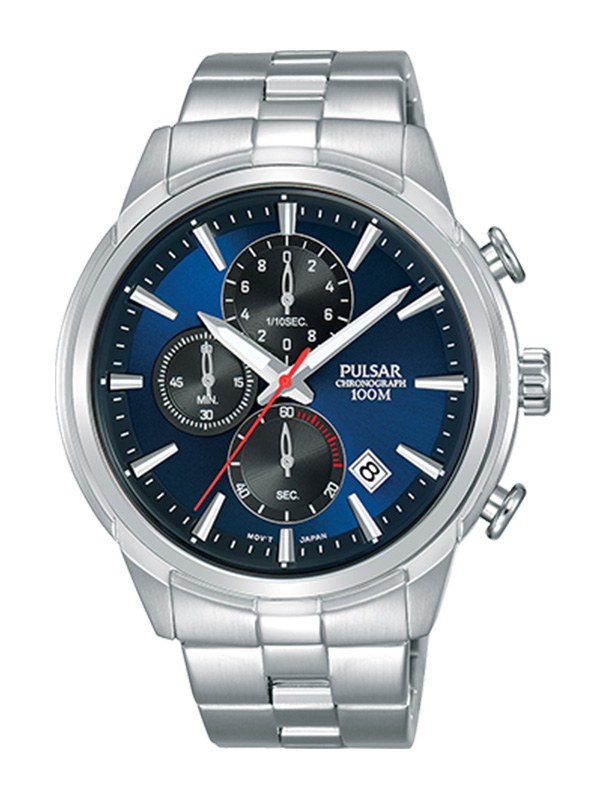 PULSAR Gent Chrono 44mm pm3115x1
