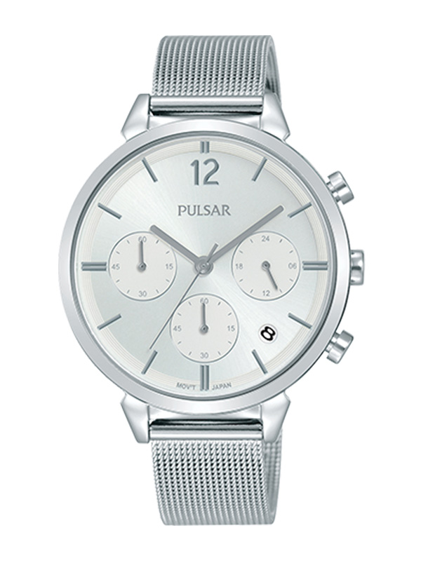 PULSAR Ladies Chrono 36mm pt3943x1
