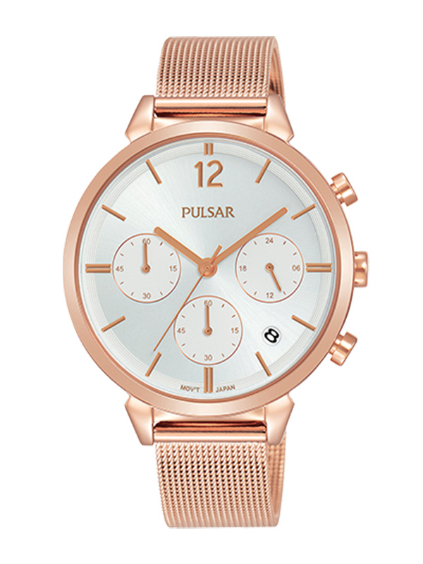 PULSAR Ladies Chrono 36mm pt3944x1