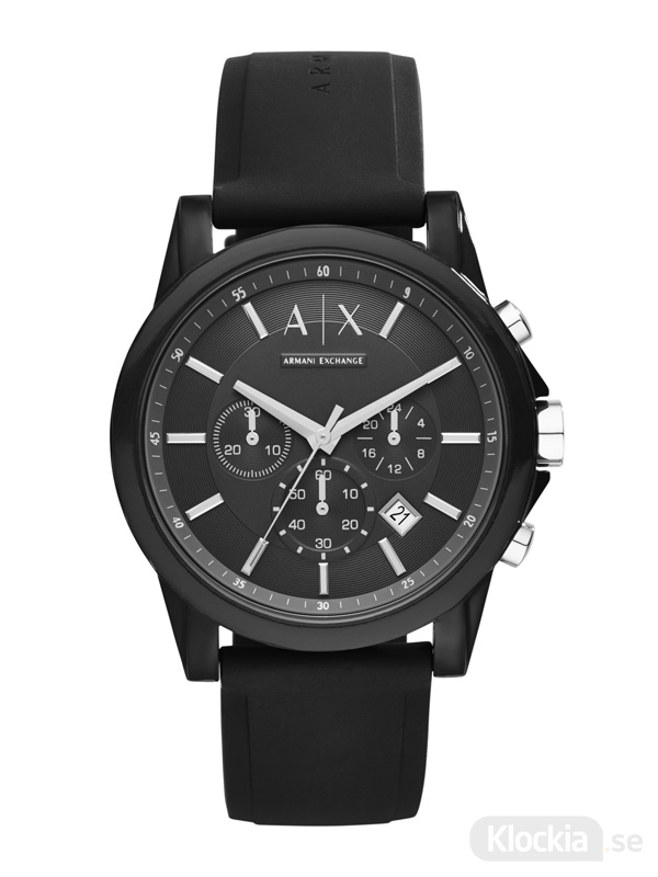 Armani Exchange 44mm AX1326 Herrklocka