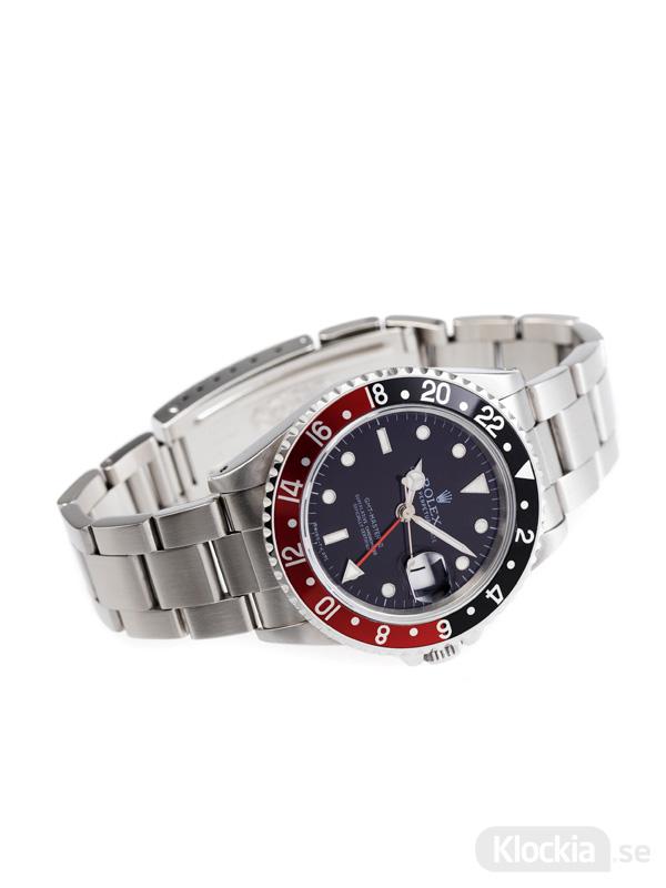 Begagnade Rolex GMT Master 16710