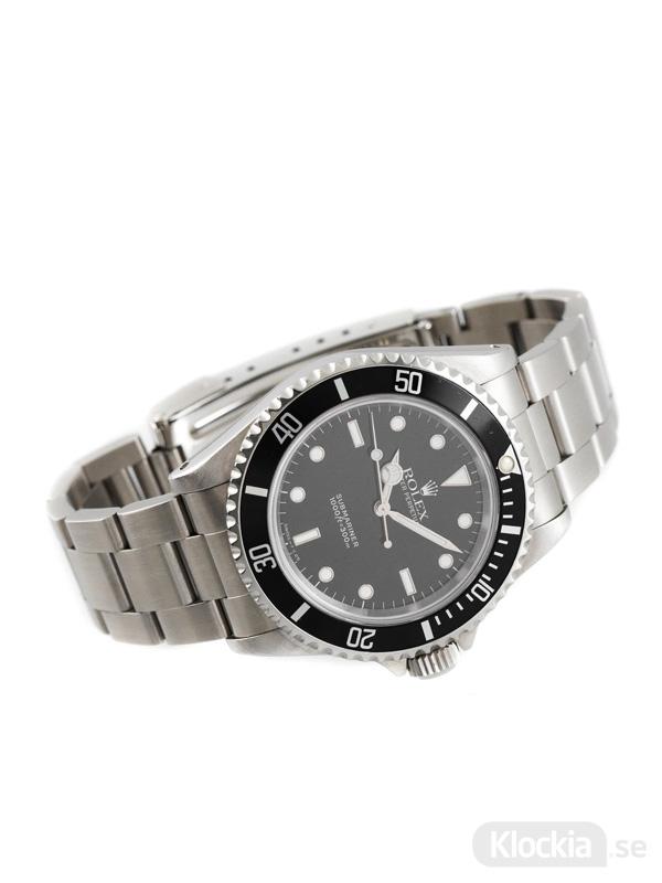 Begagnad Rolex Submariner 14060