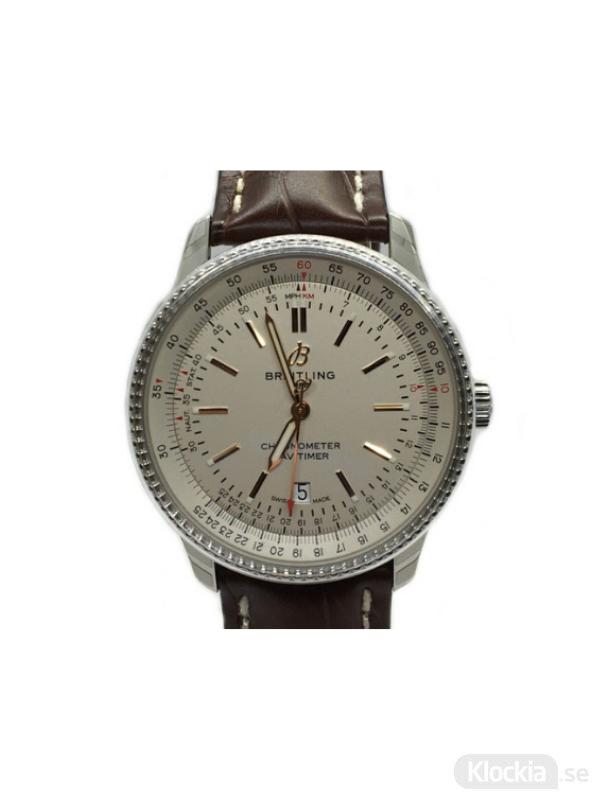 Begagnad Breitling Navitimer 41 Chronometer A17326
