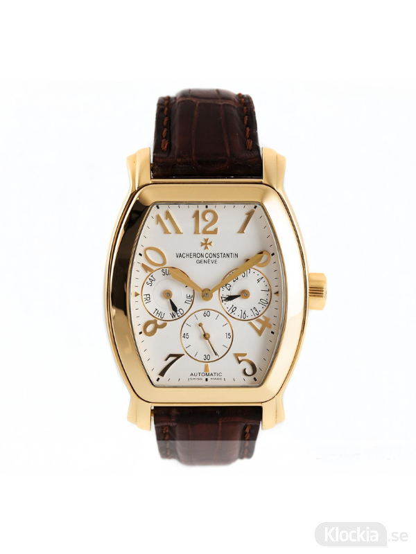 Begagnad Vacheron & Constantin Royal Eagle 18c Gold Day-Date 42008/2