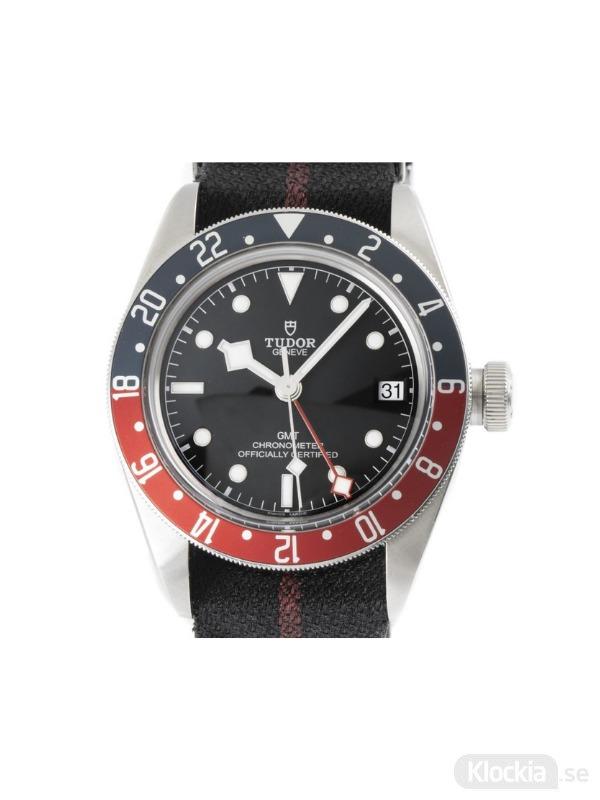 Begagnad Tudor Black Bay GMT 42 M79830RB-0003