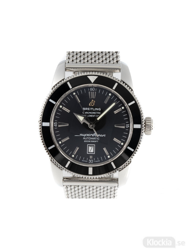 Begagnad Breitling SuperOcean 46 Chronometer A17320