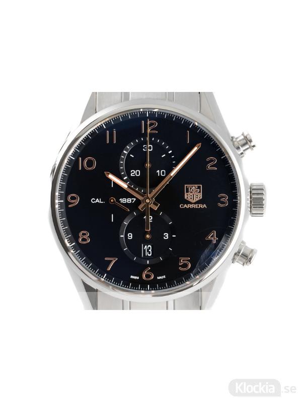 Begagnad TAG Heuer Carrera Caliber 1887 Chronograph CAR2014-0