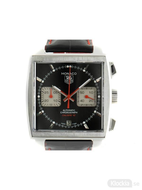 Begagnad TAG Heuer Monaco Calibre 12 Limited Edition CAW2119