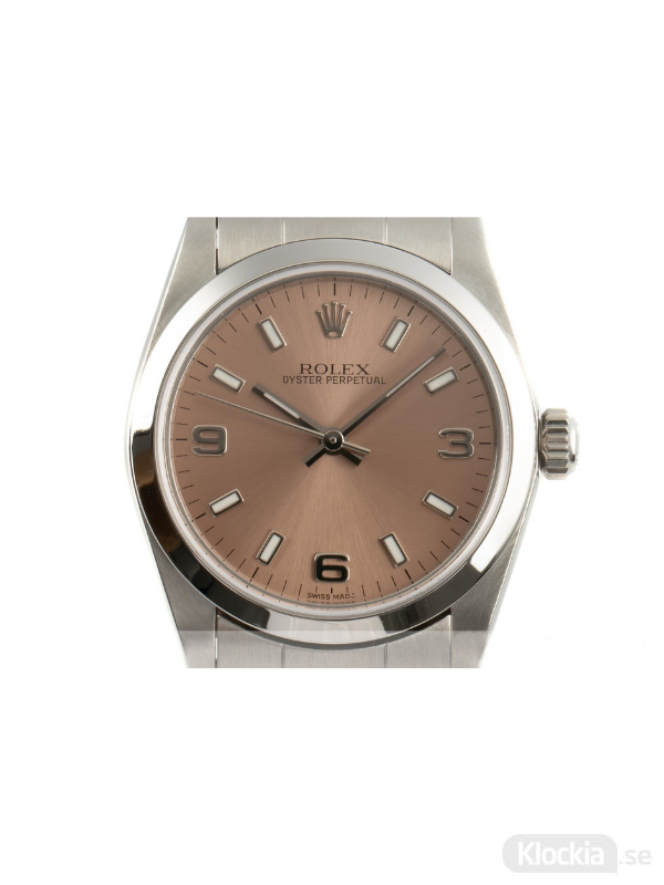 Begagnad Rolex Oyster Perpetual 31 77080