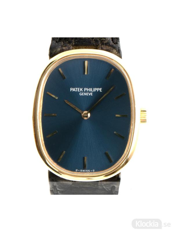 Begagnad Patek Philippe Ellipse Lady 18c Gold 4226