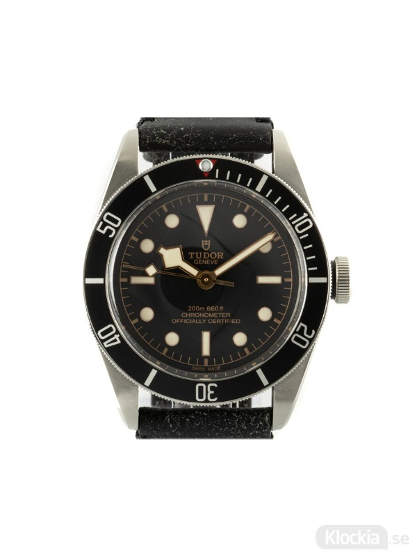 Begagnad Tudor Black Bay 41 Chronometer M79230N