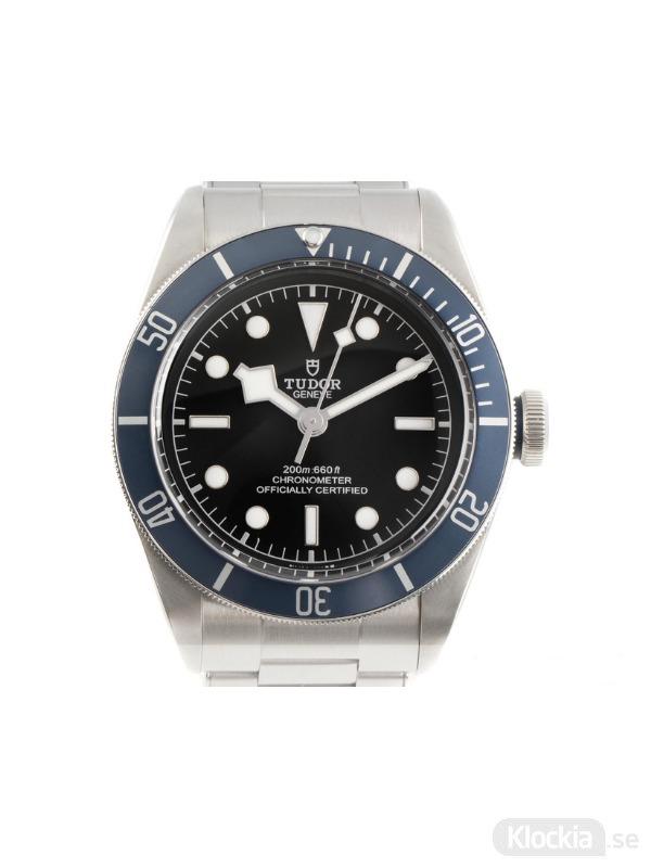 Begagnad Tudor Heritage Black Bay 41 Chronometer M79230B-0008