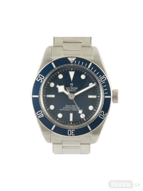 Begagnad Tudor Black Bay Fifty-Eight 39 Chronometer 79030B