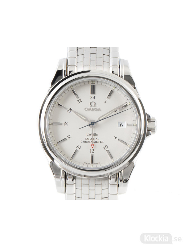 Begagnad Omega DeVille 39 GMT Co-Axial Chronometer 4533.31.00