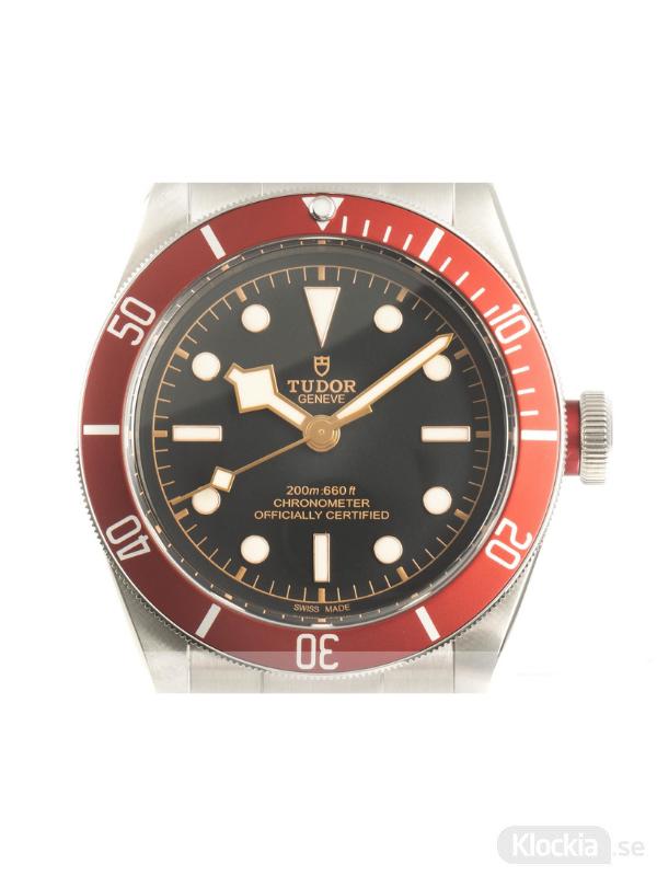 Begagnad Tudor Black Bay 41 Chronometer M79230R-0012