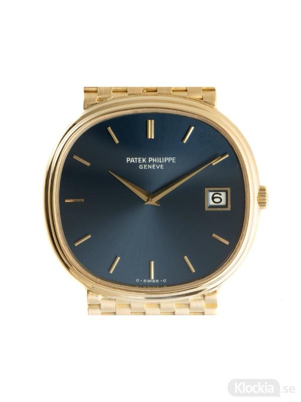 Begagnad Patek Philippe Ellipse 18c Gold 3839/1