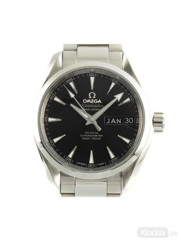 Begagnad Omega Seamaster Aqua Terra Co-Axial Chronometer Annual Calendar 231.10.39.22.01.001