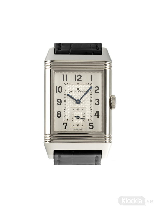 Begagnad Jaeger LeCoultre Reverso Duoface Small Second GMT Q3848420