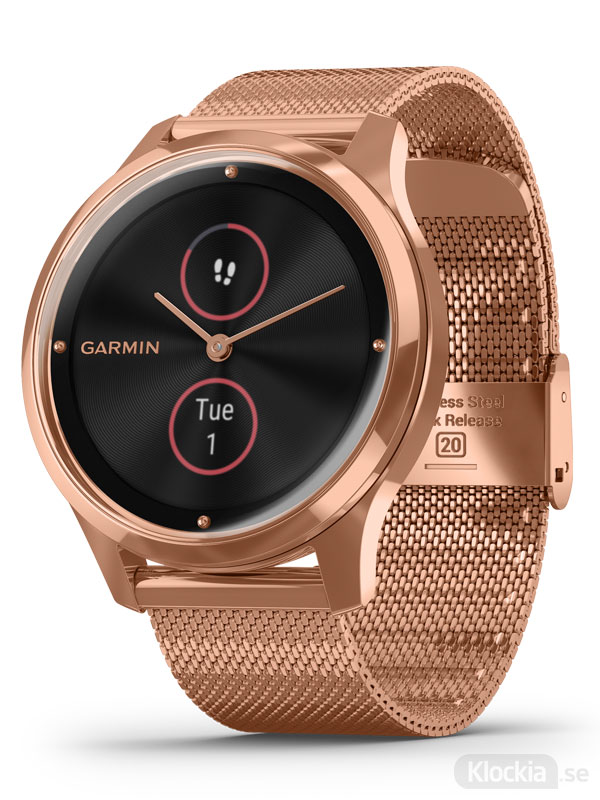 Garmin vívomove Luxe 42mm 010-02241-04