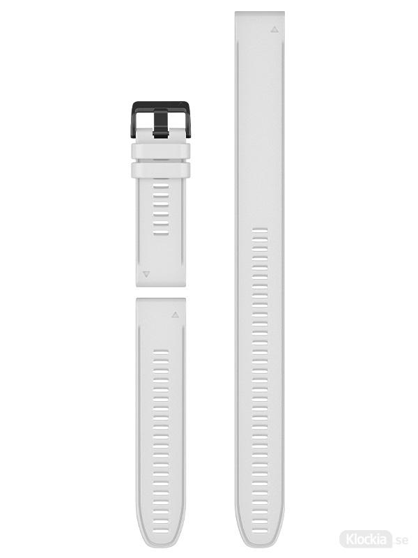 Garmin Armband 26mm QuickFit White Silicone (3-piece Set) 010-12903-00