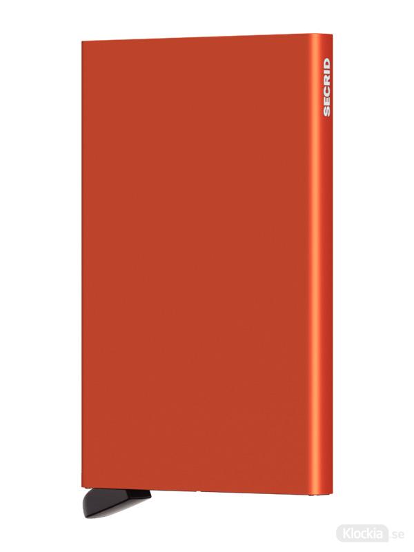 Plånbok SECRID Cardprotector Orange