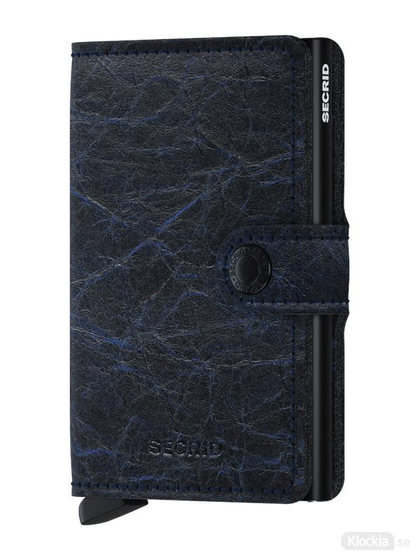 Plånbok SECRID Miniwallet Crunch Blue