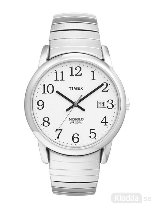 Herrklocka TIMEX Easy Reader 35mm T2H451